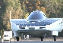 Eolian – Das erste chilenische Solarauto